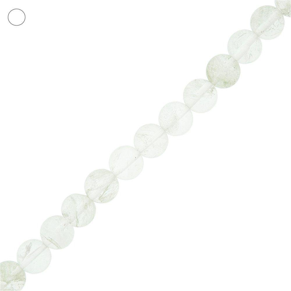 Fio de Contas de Vidro - Variado Fashion Opal - 10mm - 40cm  - Nathalia Bijoux®