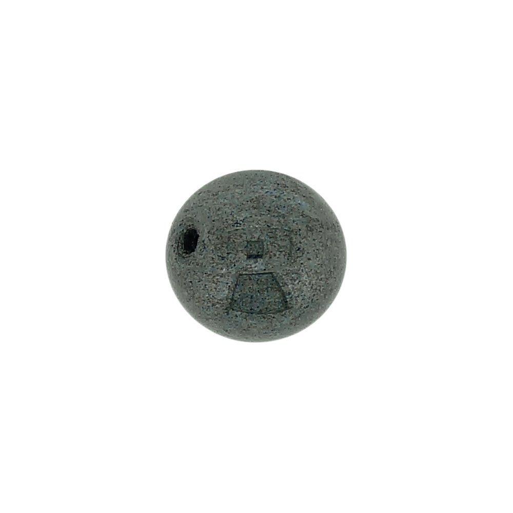 Entremeio Bolinha de Vidro - 6mm  - Nathalia Bijoux®