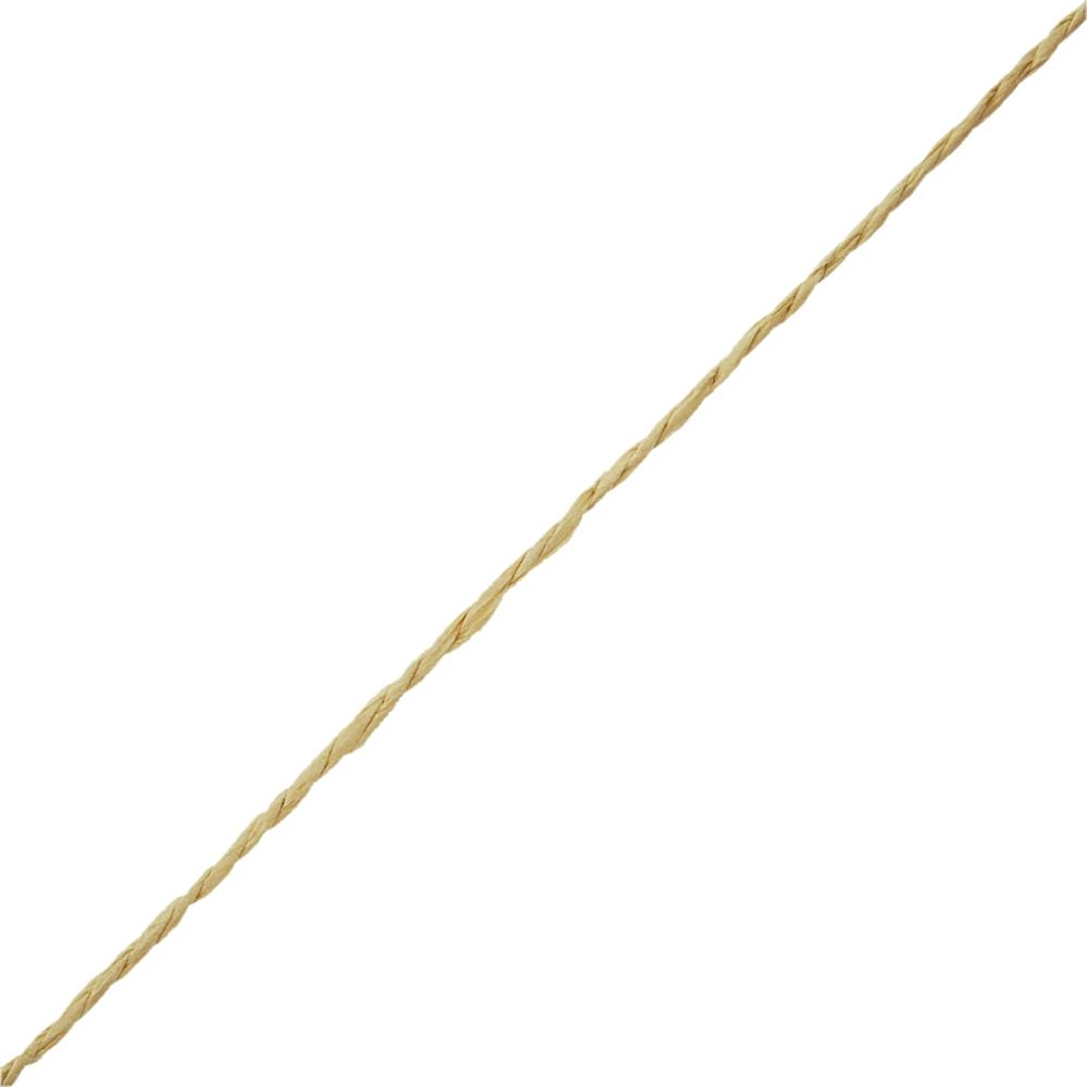 Fio Trançado de Palha de Arroz - 10m  - Nathalia Bijoux®