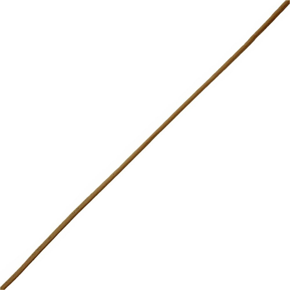 Fio de Couro Indiano - Chocolate 1 - 1mm - 100m  - Nathalia Bijoux®