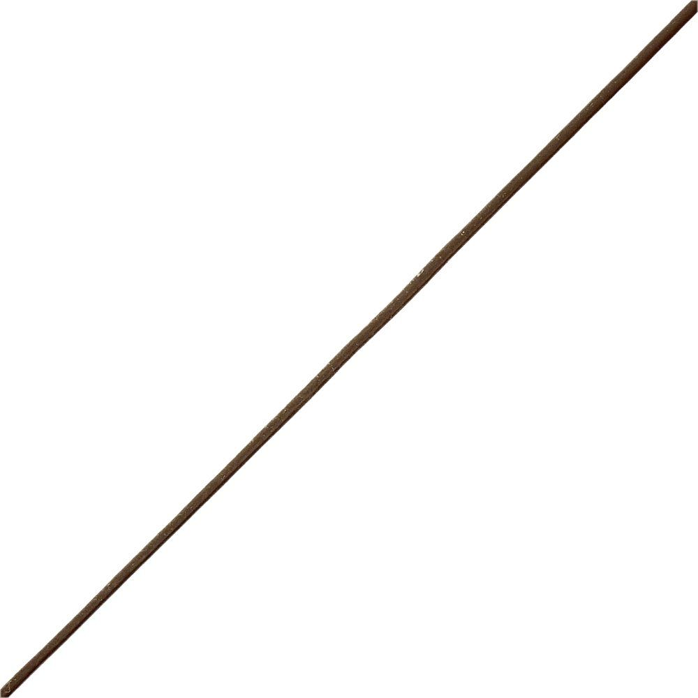 Fio de Couro Indiano - Chocolate - 1.5mm - 100m  - Nathalia Bijoux®