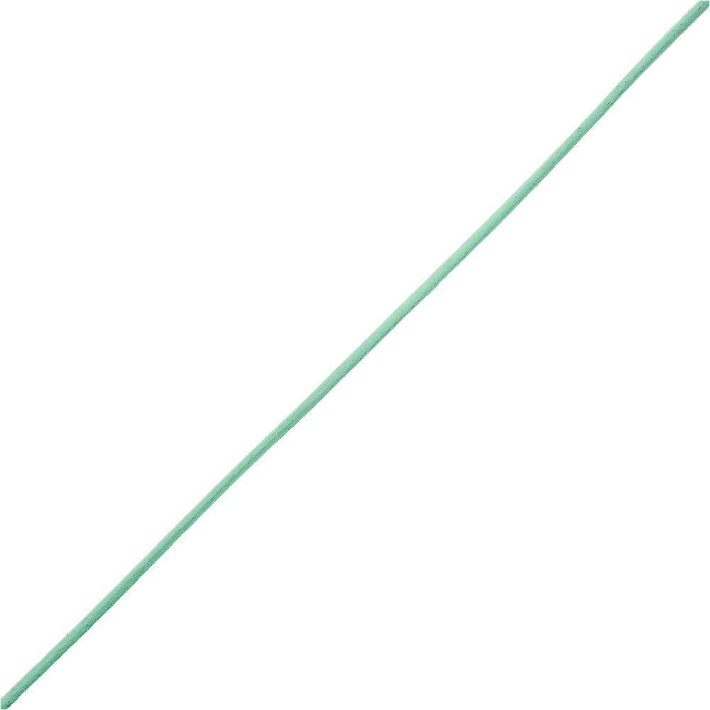 Fio de Couro Indiano - Verde - 2mm - 100m  - Nathalia Bijoux®
