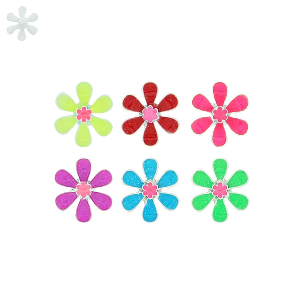 Piercing Flor para Chinelo - 18mm  - Nathalia Bijoux®