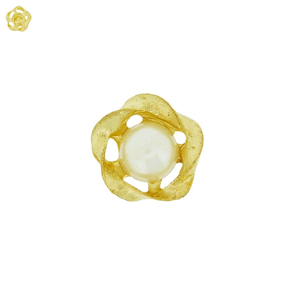 Piercing Flor para Chinelo - 11mm  - Nathalia Bijoux®