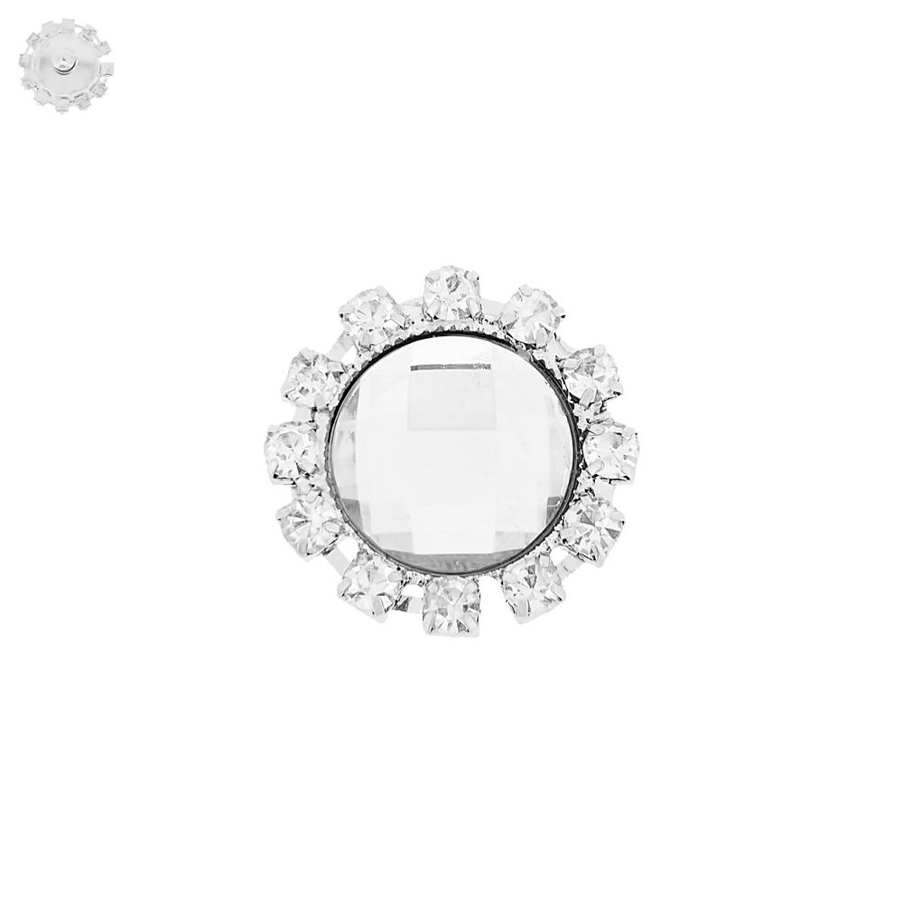 Piercing para Chinelo com Strass - 21mm  - Nathalia Bijoux®