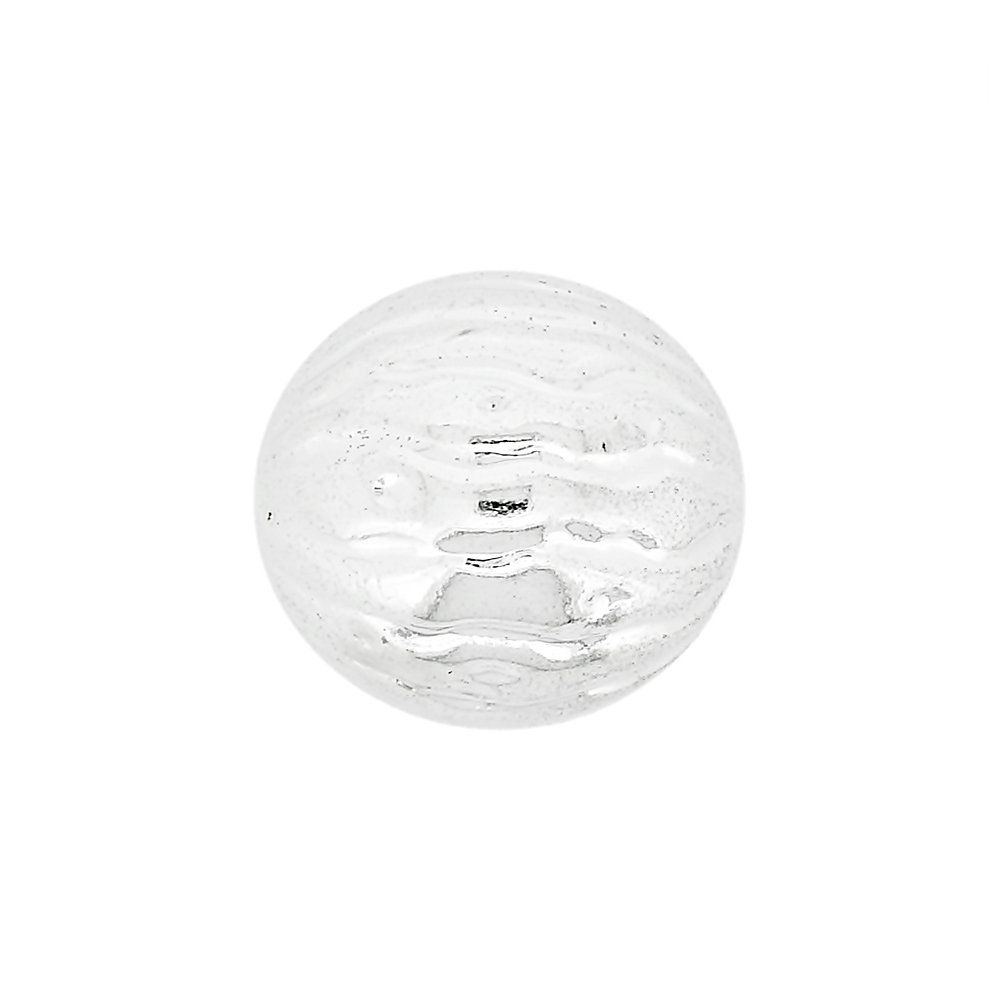 Entremeio Bolinha de ABS - 20mm  - Nathalia Bijoux®
