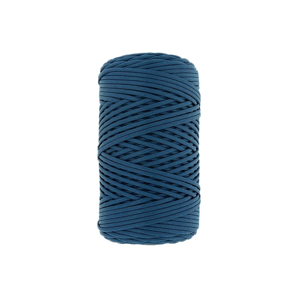 Fio de Cordão Encerado - Royal (031) - 1mm - 1m  - Nathalia Bijoux®