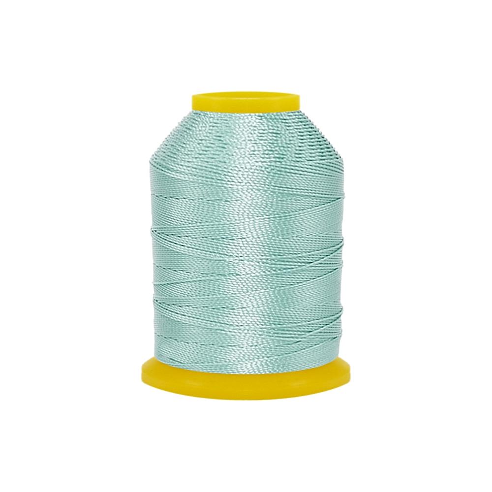 Rolo de Cordonê Nacional - Verde Água Claro - 500m  - Nathalia Bijoux®