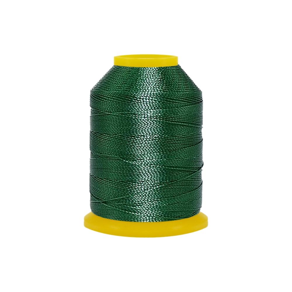 Rolo de Cordonê Nacional - Verde Bandeira - 500m  - Nathalia Bijoux®