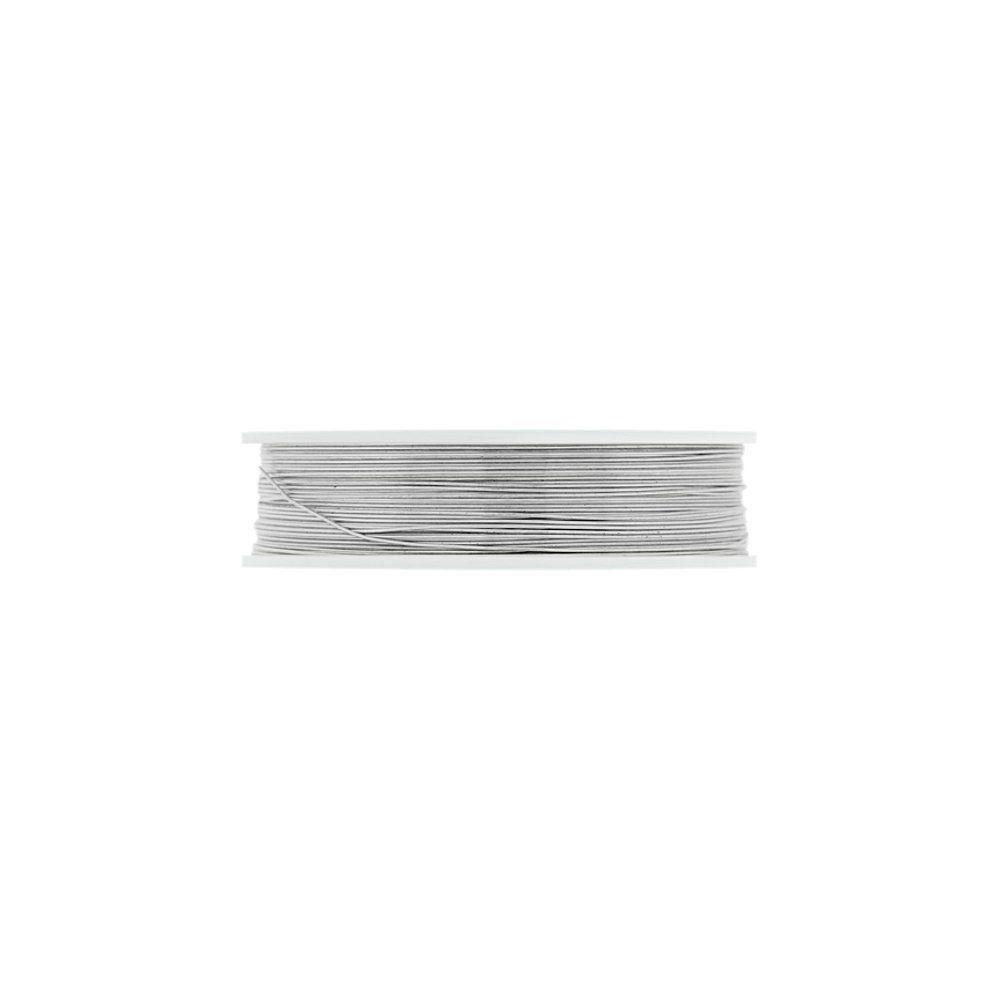 Arame Copper Wire - Silver - 10m  - Nathalia Bijoux®