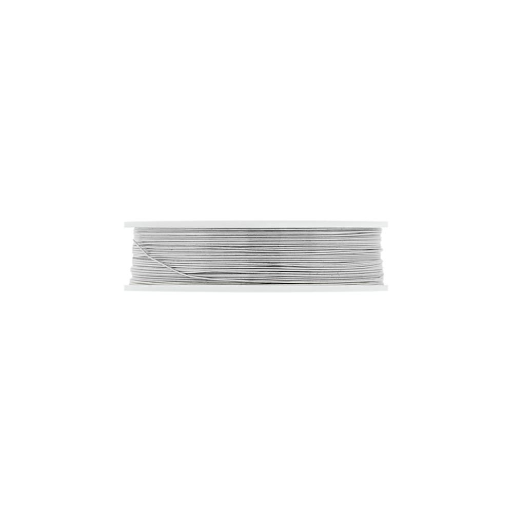 Arame Copper Wire - Silver - 0.30mm - 10m  - Nathalia Bijoux®