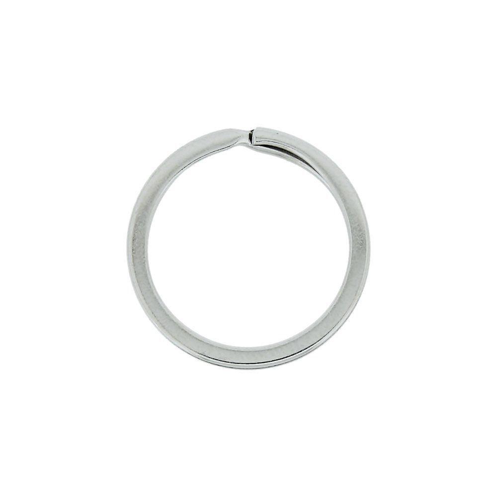 Argola Italiana para Chaveiro - 25mm  - Nathalia Bijoux®