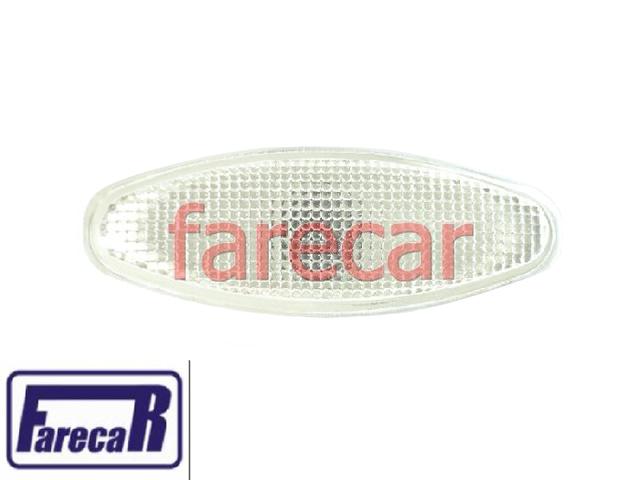 Lanterna Lateral Pisca Seta Escort Zetec 1997 a 2002 Mondeo Cristal  - Farecar Comercio