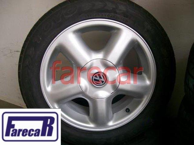CALOTA MIOLO RODA GOL BOLA GTi 16V 1995 A 1999  - Farecar Comercio
