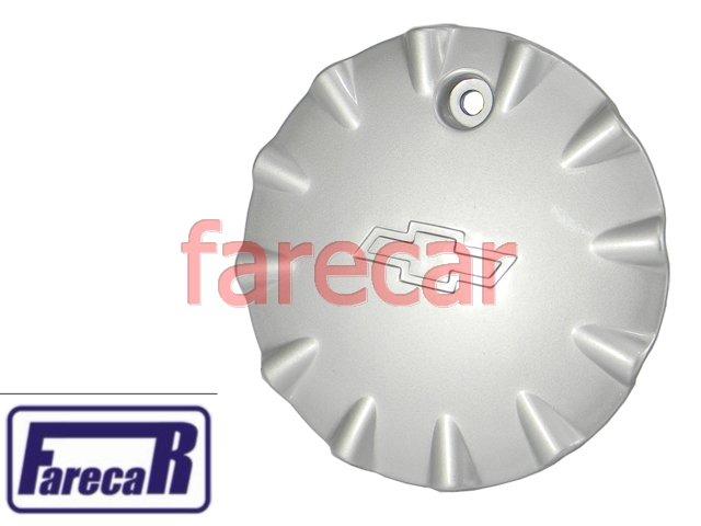 Calota Miolo Da Roda Omega Powertech 1993 A 1998  - Farecar Comercio