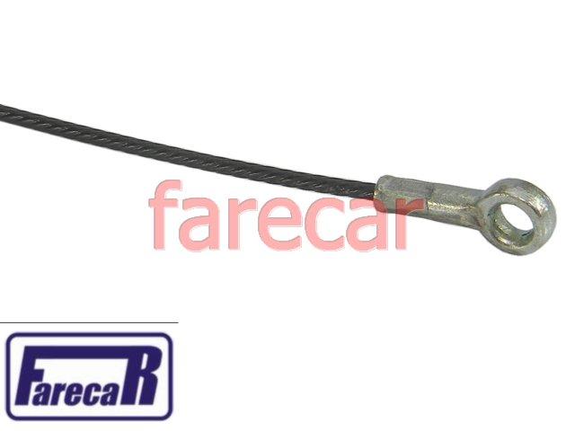 CABO AÇO TAMPA CAÇAMBA FIAT STRADA 2002...ORIGINAL FIAT NOVO  - Farecar Comercio