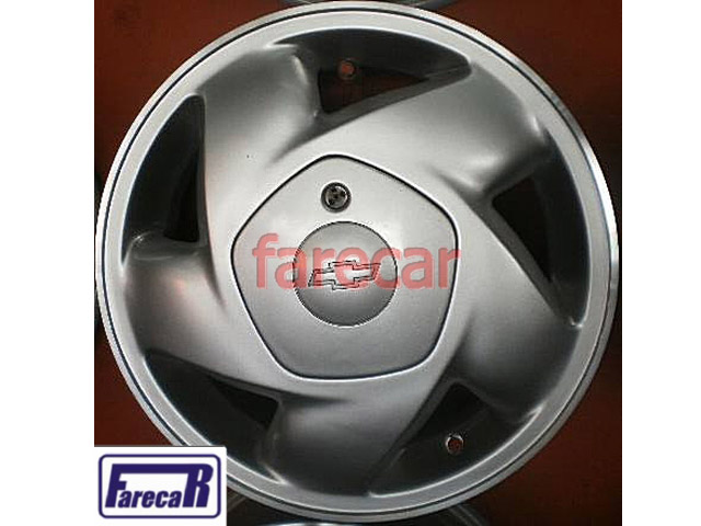 CALOTA CENTRAL RODA VECTRA ANTIGO 94 A 96 CD E GLS - Farecar Comercio