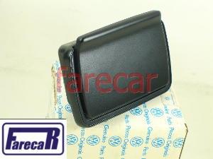 CINZEIRO PRETO  LATERAL FUSCA TODOS ITAMAR VW  - Farecar Comercio
