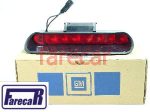 Kit Brake Light Corsa Sedan Classic + Suportes Orig Gm Break - Farecar Comercio