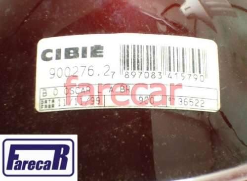 BLOCO FAROL MILHA CIBIE SUPER OSCAR NOVO ORIGINAL  - Farecar Comercio