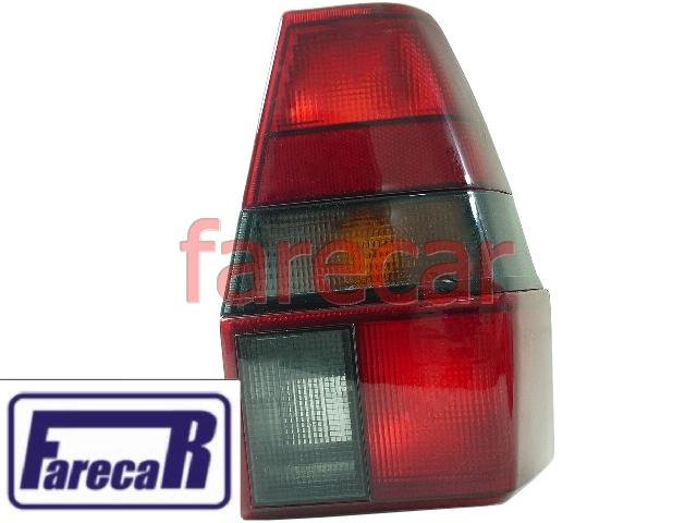 LANTERNA TRASEIRA VW QUANTUM 1985 A 1990 FUME  - Farecar Comercio