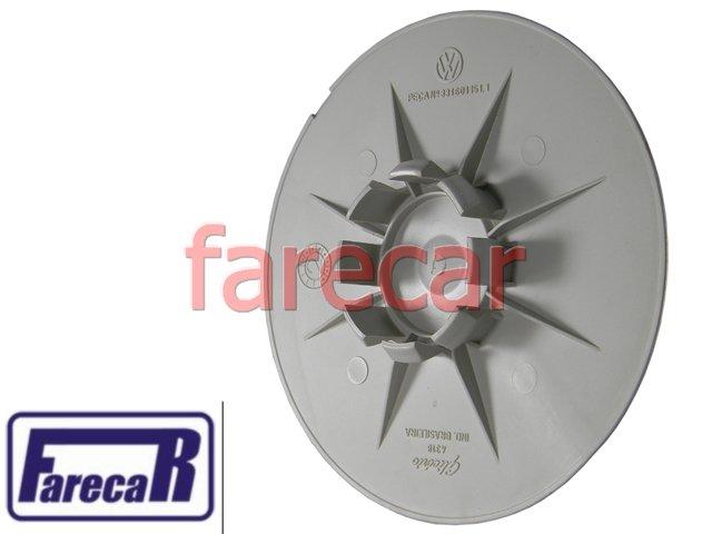 CALOTA TAMPA MIOLO CUBO RODA PARATI GLS ORIGINAL VW GOL  - Farecar Comercio