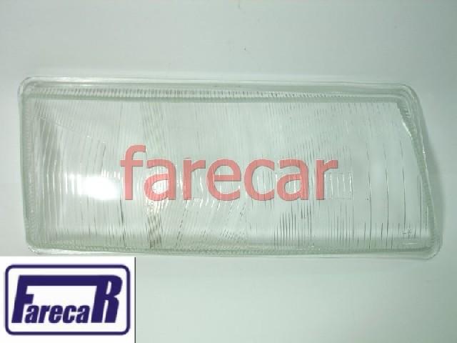 LENTE VIDRO FAROL FIAT TEMPRA 1996 A 1998 NOVA  - Farecar Comercio