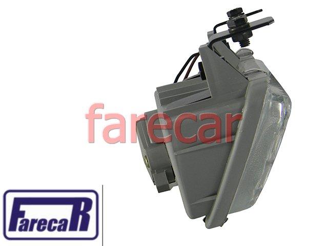 FAROL MILHA GOL GTS GTI VOYAGE SPORT PARATI SAVEIRO 87 A 94  - Farecar Comercio