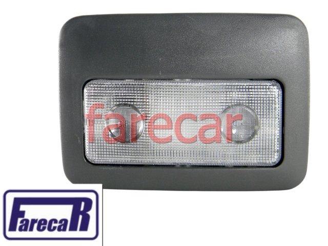 Lanterna Luz Teto Palio Siena Strada 2001 Nova  - Farecar Comercio