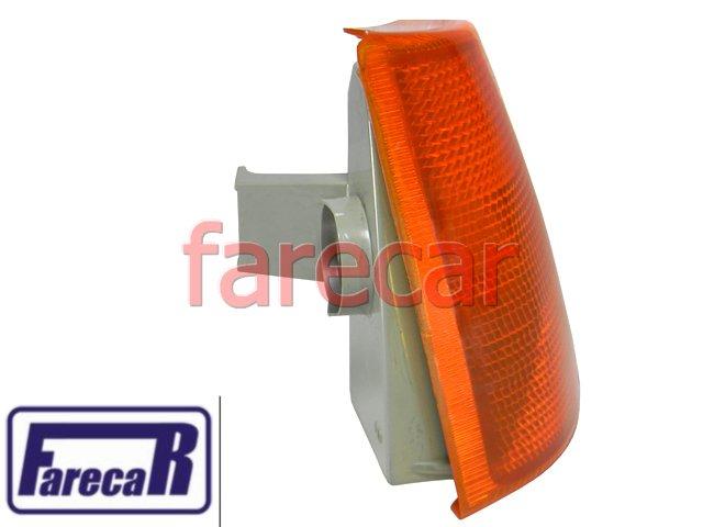 Lanterna Dianteira Seta Pisca Kadett Ipanema Laranja Ambar  - Farecar Comercio