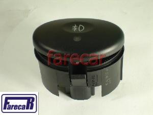 Botao Farol Milha Escort Zetec 97 A 02 Original Novo  - Farecar Comercio