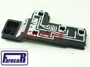 Soquete Circuito Lado Direito da Lanterna Traseira Fiat Premio  - Farecar Comercio