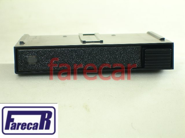 Porta Fita Cassete K7 Painel Console Gol Gts Gti Kadett Gsi  - Farecar Comercio