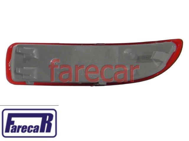 Par Lanterna Refletivo Parachoque Do Corsa Hatch Vermelho  - Farecar Comercio