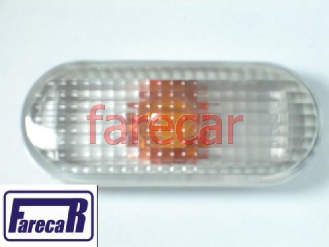 Lanterna Lateral Pisca Seta Polo 96 A 99 Cristal  - Farecar Comercio