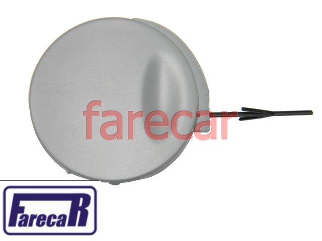 TAMPA COBERTURA REBOQUE PARACHOQUE VECTRA 2000 A 2001 NOVO ORIGINAL GM PRIMER 00 01  - Farecar Comercio