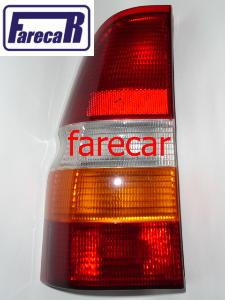 Lanterna Escort Sw Perua Wagon Nova Na Caixa Acrilica  - Farecar Comercio