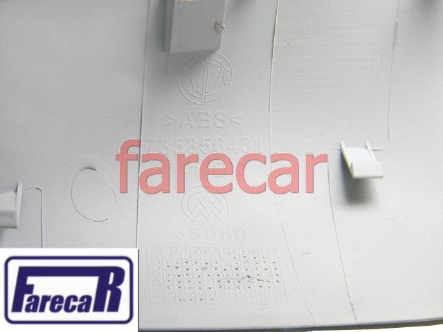 CAPA PRIMER DO ESPELHO RETROVISOR MARCA FICOSA FIAT PALIO 2004 A 2010 04 05 06 07 08 09 10 2005 2006 2007 2008 2009  - Farecar Comercio