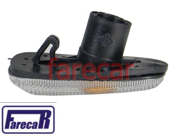 Lanterna Lateral Paralama Pisca Seta Astra Zafira Cristal  - Farecar Comercio
