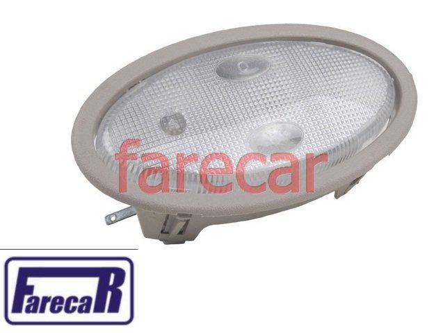 Lanterna Interna Do Teto Plafonier Celta Nova  - Farecar Comercio