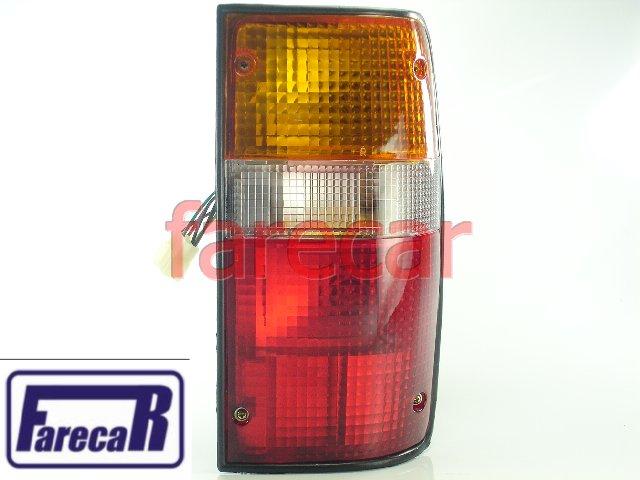 Lanterna Traseira Toyota Hilux 2002 A 2004  - Farecar Comercio