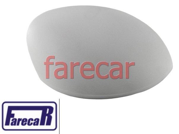 Capa Espelho Retrovisor Peugeot 206 C3 Picasso Para Pintar  - Farecar Comercio