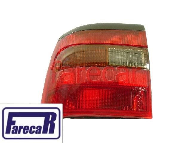 Lanterna Vectra Antigo 94 A 96 Fume Nova Gsi Gls  - Farecar Comercio