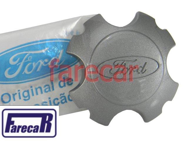 Calota Do Miolo Da Roda Liga Ecosport Freestyle Original  - Farecar Comercio