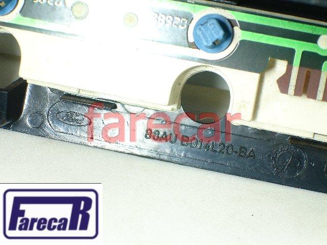 Moldura Controle Grade Ar Difusor Escort 1987 Xr3 Hobby  - Farecar Comercio