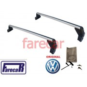 SUPORTE BARRA RACK DO TETO ORIGINAL VW GOLF 2001 A 2013
