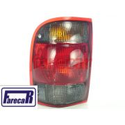Lanterna Traseira Fume Ford Ranger 1998 A 2003