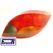 Lanterna Traseira Ford Ka 97 A 2001 Fume Nova Original