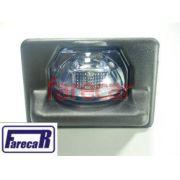 Lanterna Iluminação Placa Parachoque Uno Até 2002
