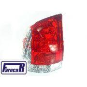 Lanterna Traseira Palio 2004 A 2006 Pisca Cristal Direita
